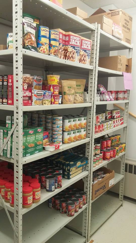 Morse Mini Food Pantry