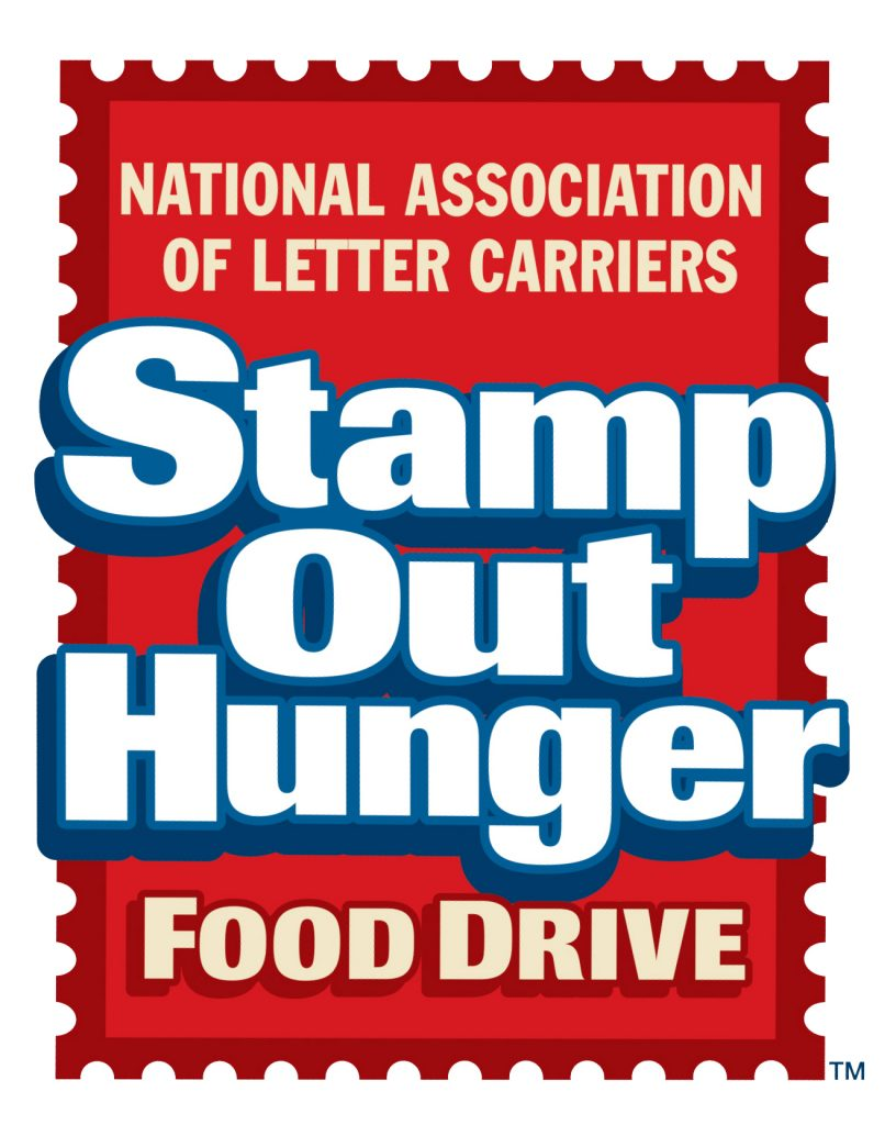 HELP US STAMP OUT HUNGER!
